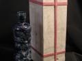 Vintage tiki bottle mold