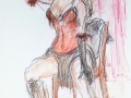 burlesque model 1 nov 2014